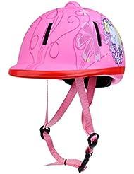 3a1df50ce8 MagiDeal Casco da Equitazione per Bambini Cappello di Sicurezza Testa  Protezione - #09