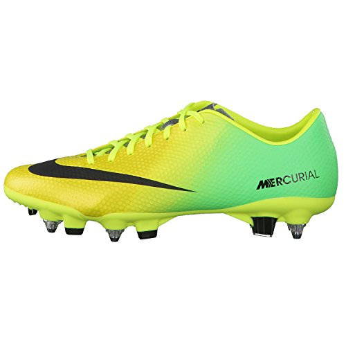 Pro Scarpe Neo Sg Mercurial Nero Calce Vibrante Giallo Da Veloce Calcio Avvitato Nike qSawYOn