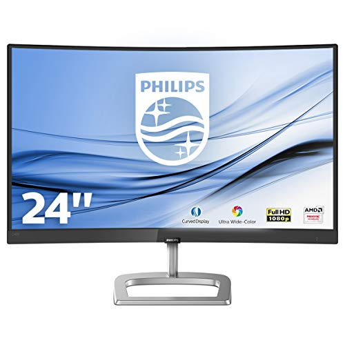 Philips 248E9QHSB LCD Monitor 23.6'