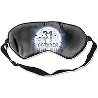 Schlafmaske Halloween 31 Oktober Unisex Augenmaske Augenschutz preisvergleich bei billige-tabletten.eu
