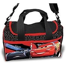 717d4fc4f7fa2 Kinder Tasche - Sporttasche - Cars - Disney - Kindertasche - rot - Tasche  ca.