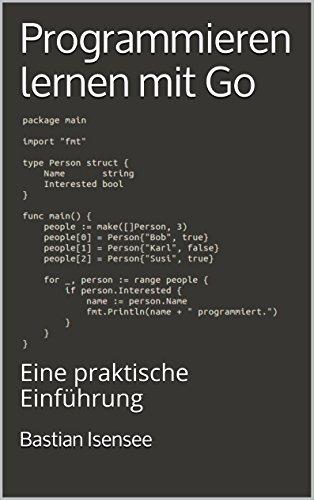 Programmieren lernen mit Go: Eine praktische Einführung
