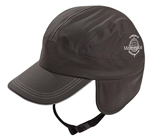 Marinepool Wintercap Protection Cap, Dk.Grey, one Size