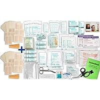 Komplett-Set Erste-Hilfe Din 13 169 Plus 1B für Betriebe + ZUSÄTZL. 1x Pflasterset (56-teilig) + Notfallbeatmungshilfe... preisvergleich bei billige-tabletten.eu