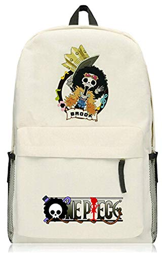 Print-laptop-tasche (Anime One Piece Prints Rucksack Daypack Laptoptasche Schulranzen Schultasche Schultasche (Color : -, Size : -))