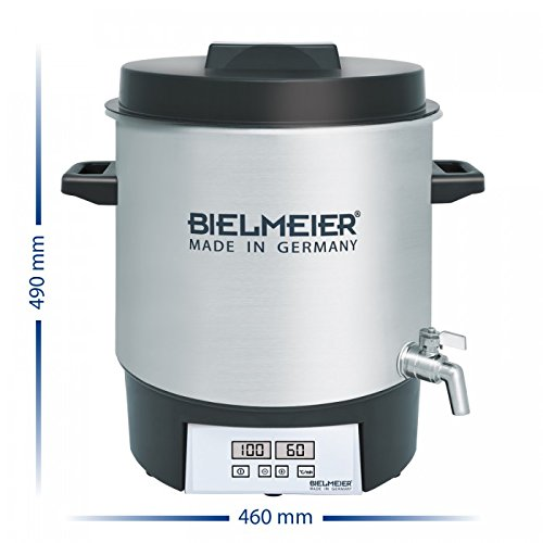 Bielmeier Maische und Sudkessel - 7