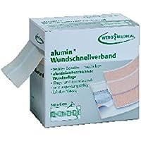 alumin-Wundschnellverband elastisch 5mx6cm preisvergleich bei billige-tabletten.eu