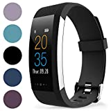 Proworks Fitness Tracker, Touch Screen Activity Fitness Watch & Pedometer Step Counter