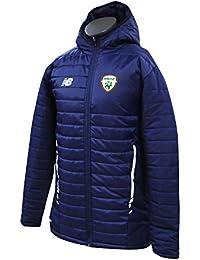 3a5562ea864f3 New Balance Men's Offical FAI Merchandise Ireland Stadium Jacket