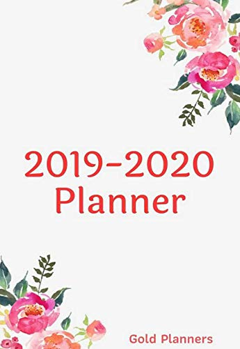 2019-2020 Planner: Daily Weekly Monthly 2019-2020 Agenda ...