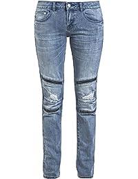 Skarlett Girl-Jeans grau RED by EMP 2uK9lYu