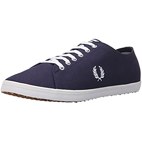 Fred Perry Kingston Twill Carbon Blue