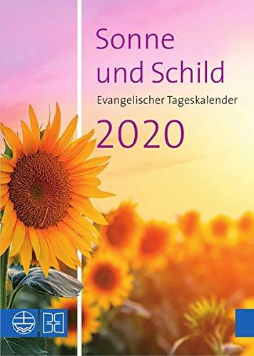 Sonne und Schild 2020: Evangelischer Tageskalender 2020