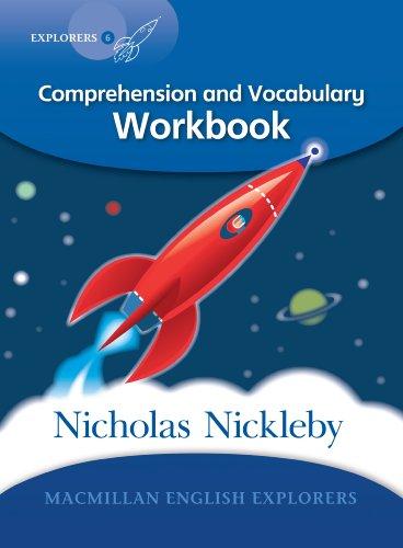 Explorers 6 Nicholas Nickleby Wb: Nicholas Nickleby Work Book