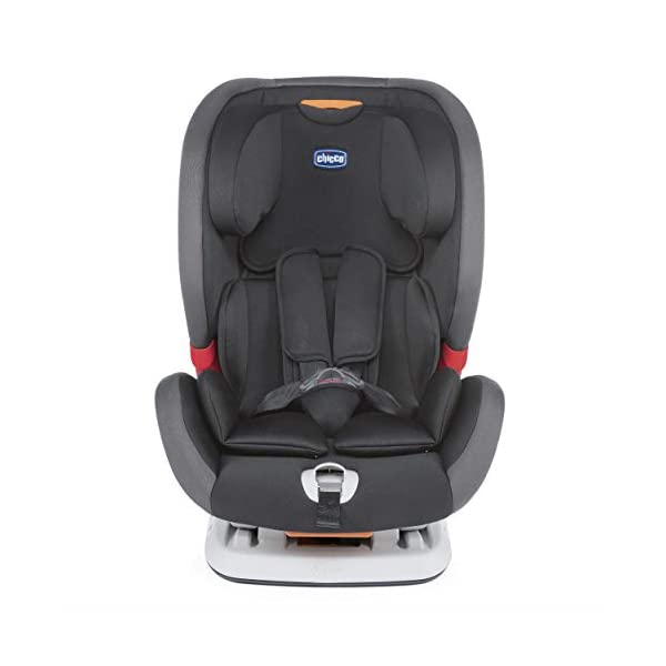Chicco Youniverse Isofix Car Seat, Group 1/2/3 Chicco The isofix system with top tether enables an easy and quicker installation Compatible with all cars Special side safety system 2