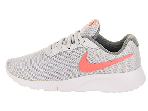 Nike Tanjun (Ps), Chaussures Fille Platinum Lava Grey White
