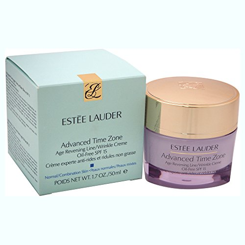 Estée Lauder Advanced Time Zone femme/woman, Age Reversing Line/Wrinkle Creme SPF15 Normal/Combination Skin, 1er Pack (1 x 50 ml)