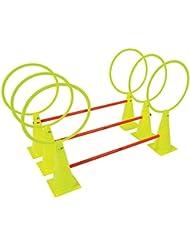 Precisión multiusos Fitness cono Deportes Juego - conos, anillos, postes PVP £57
