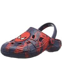 Spiderman Boys Kids Clog Jungen Clogs
