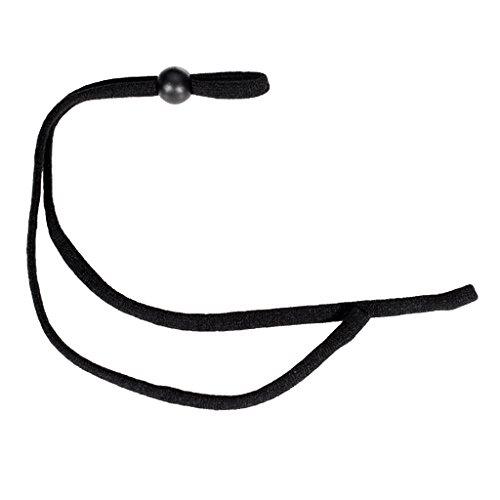 SuntekStore Cordon de lunettes de soleil Noir dCB4Z9
