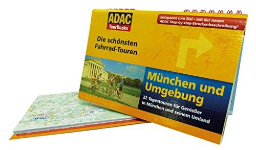"""ADAC TourBooks - Die schönsten Fahrrad-Touren - """"München und Umgebung"""""""