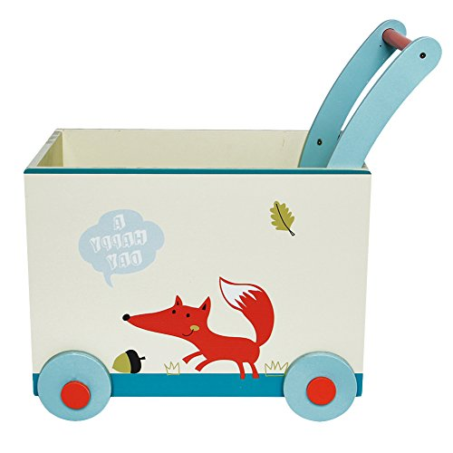 labebe-baby-wooden-walker-of-fox-with-toy-box