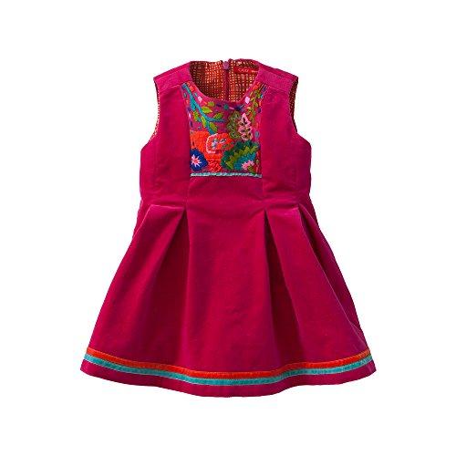 oilily-robe-fille-rose-12-mois