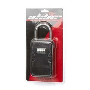 Alder Key Safe Lock - Black