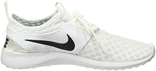 Nike Wmns Juvenate, Chaussures de Sport Femme Blanc (Weiß/schwarz)