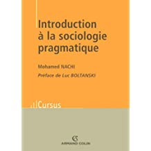 Introduction à la sociologie pragmatique (Cursus)