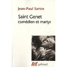 Saint Genet comédien et martyr