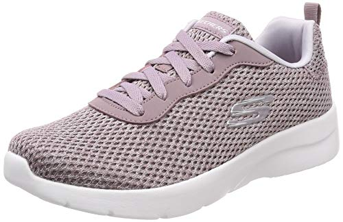 cheap for discount 0ca84 f65d2 Skechers Sport Womens Dynamight 2.0 Quick Concept Sneakers Women Shoes  Lavender, tamaño de Zapato:38 EU