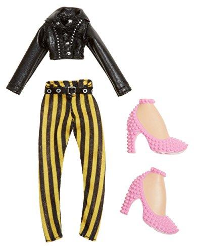 Bratz Fashion Pack # 2–Zubehör für Puppen (schwarz, pink, weiß, gelb, Kunststoff, CE) (Aus Yasmin Puppe)