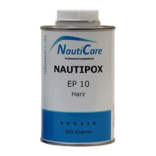 NautiCare NautiPox EP 10 Universalharz 500 g - Epoxidharz (Epoxid Harz, ohne Härter) -