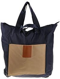 Banggood Women Folding Travel Handbag Storage Tote Bag Reusable Travel Shopping Bag