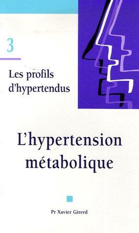 L'hypertension métabolique