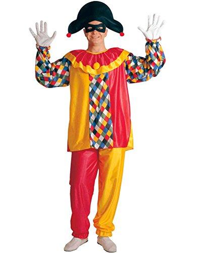 senenkostüm Harlekin, 52 (Harlekin Kostüm Kostüme)