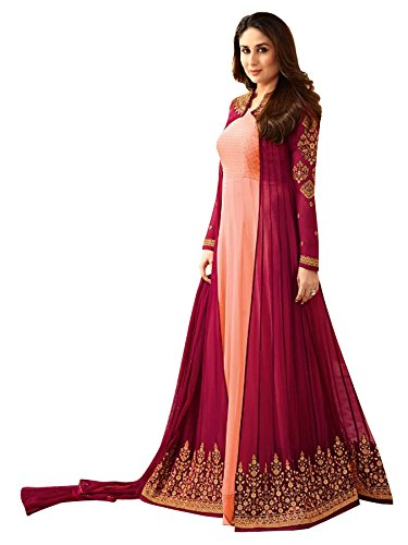 Fashion Basket Designer Faux Georgette Festive Wear Anarkali Salwar Kameez