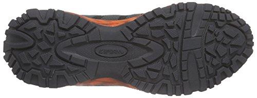 Ice Peak Wakana, Chaussures de randonnée homme Gris - Grau (255 middle grey)