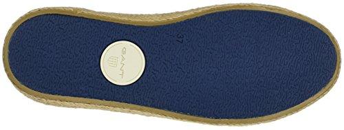 Gant Zoe, Sneakers basses femme Blau (hampton blue)