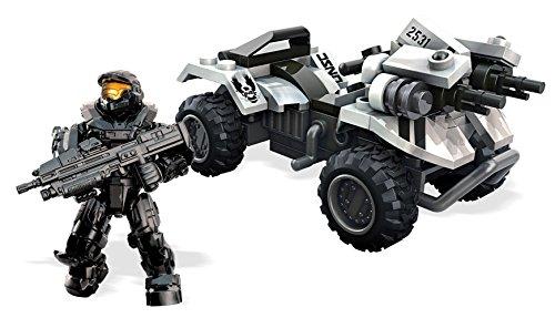Mattel Mega Bloks CNH24 - Halo - Gungoose, Bau- und Konstruktionsspielzeug