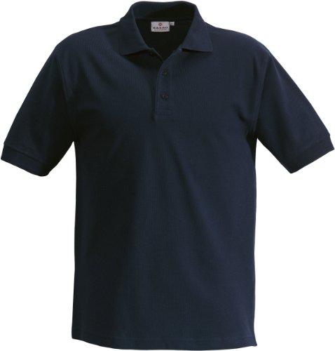 HAKRO Poloshirt 'CLASSIC', dunkelblau, Größen: XS - XXXL Version: M - Größe M -