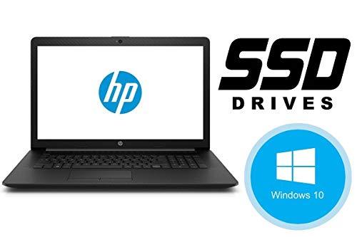 Notebook 17-by - 16GB RAM - 256GB SSD - CD/DVD Brenner - 44 cm (17.3 Zoll) Matt - Windows 10 Pro 64BIT