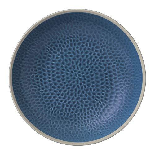 Gordon Ramsay exclusively for Royal Doulton 40034502 Maze Grill Collection Schale blau - Gordon Ramsay Pasta