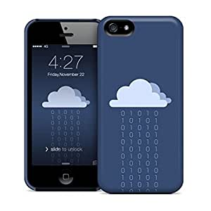 Leaking Clouds Apple iPhone 5,5s Case