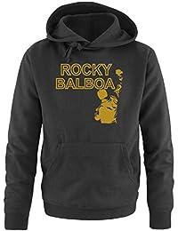 ROCKY BALBOA Herren Gr. S bis XXL Vers. Farben