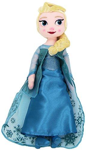 Disney Reine des Neiges Peluche Elsa 25 Cm