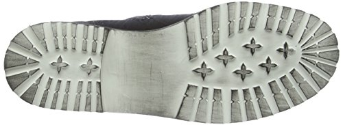 GanterFRIDA, Weite F - Stivali bassi con imbottitura leggera Donna Nero (Schwarz (schwarz 0100))
