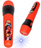 "Taschenlampe LED - "" Disney Cars - Auto Lightning McQueen"