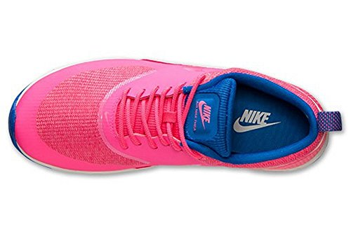 Nike  WMNS NIKE AIR MAX THEA PREMIUM, Sneakers Basses femme Rose